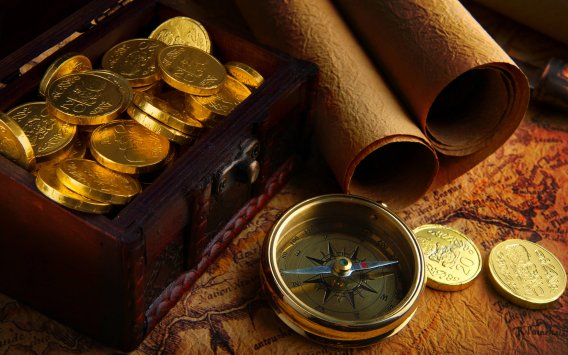 World___Travel_and_Tourism_Treasure_map_and_treasure_of_gold_coins_067517_