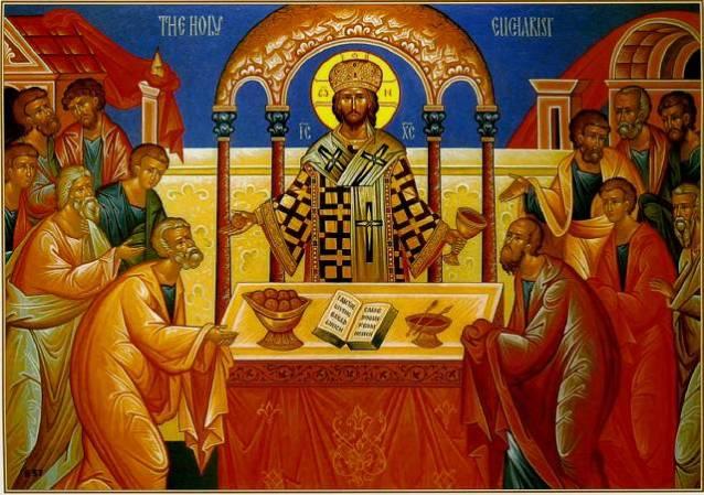 COMMUNION OF THE APOSTLES web