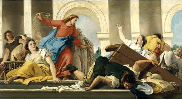 Image result for angry Jesus