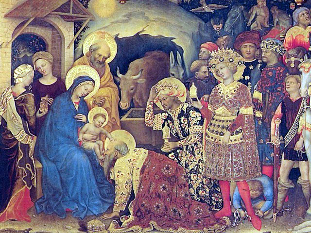 adoration of magi